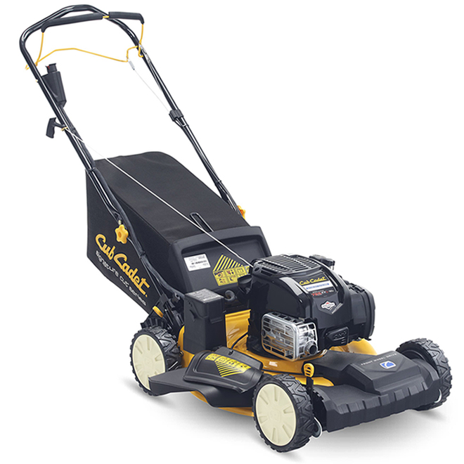 Cub Cadet 3-in-1 Mower - Front Wheel Drive - 21-in - Yellow