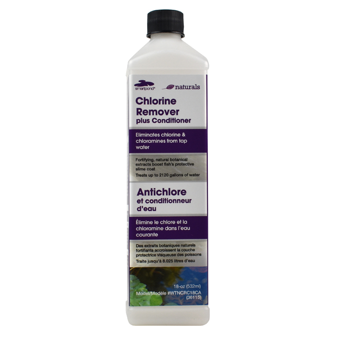 Chlorine Remover with Conditioner - 532 mL