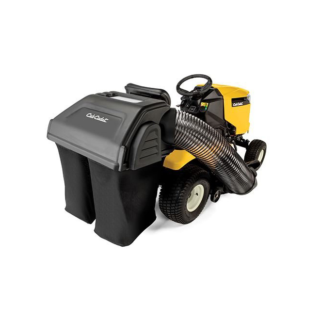 """Riding Lawn Mower Twin Bagger Kit - 42"""" to 46"""""""