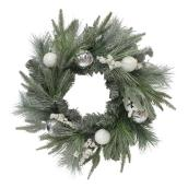 Colorado Blue Spruce Wreath - 24''