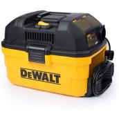 Dewalt 120 V Portable 4-Gal. 5 HP Wet and Dry Vacuum with 20-ft cord