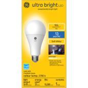 GE Ultra-Bright 23 W A23 LED Bulb - Soft White