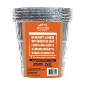Doublures de seau Traeger Pellet Grill en aluminium, 5/pqt
