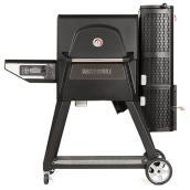 Barbecue Masterbuilt 560 numérique au charbon de bois, noir