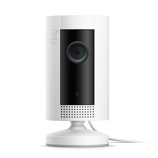 Ring 1080p HD Indoor Camera - White
