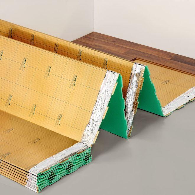 Sous-couche Floor Comfort Premium HFPS/film, 5 mm, 100 pi²
