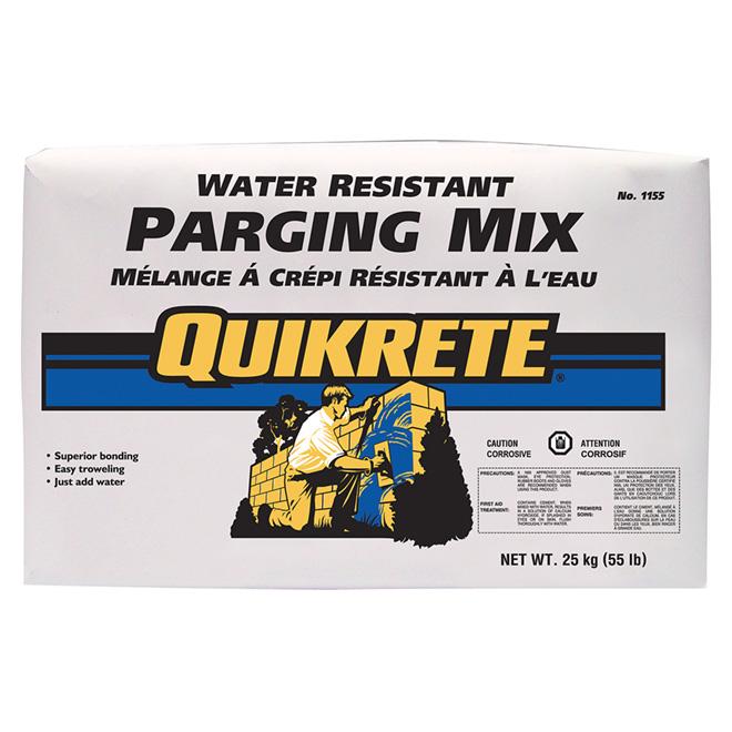 Quikrete(R) Parging Mix -  25 kg