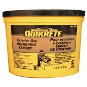 Quikrete® Exterior Use Anchoring Cement - 4.5 kg