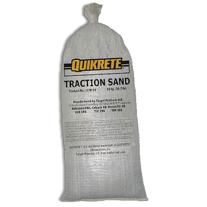 Quikrete Traction Sand - 18 kg