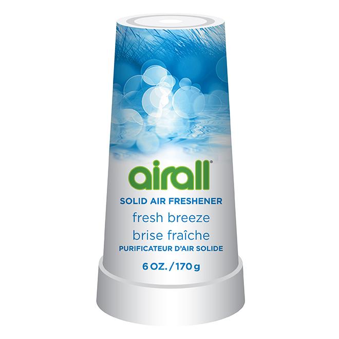 Solid Air Freshener -  6 oz - Fresh Breeze