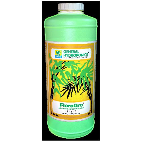Engrais liquide «FloraGro»