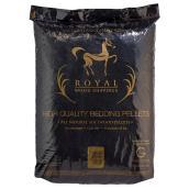 Litière en granules, antipoussière, naturelle, 18 kg