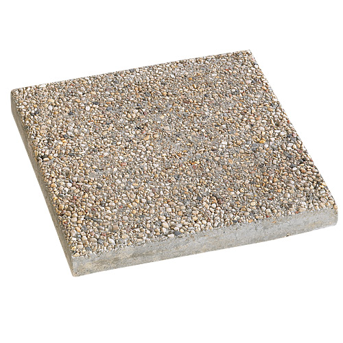 Charmant Exposed Aggregate Patio Slab