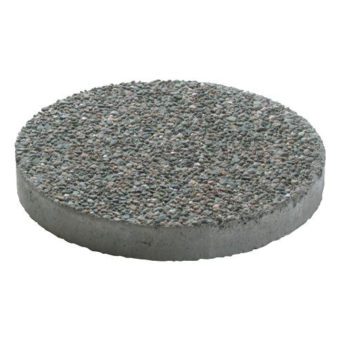 Round Slab