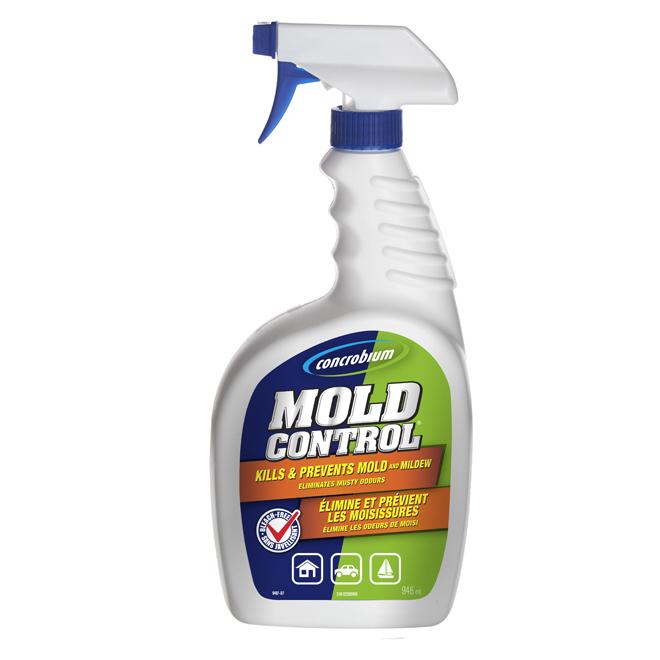 Concrobium - Mould Control Spray Bottle - 946 ml