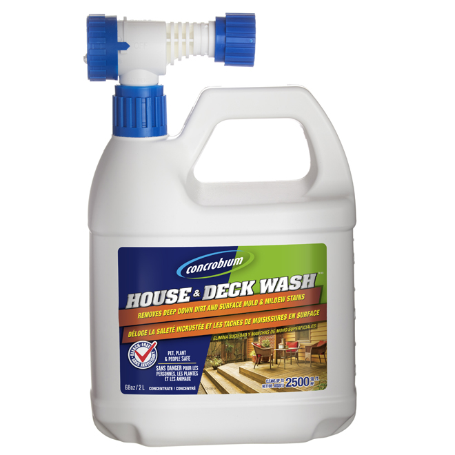 "Concrobium ""House & Deck Wash"" Mould Cleaner - 2 l"