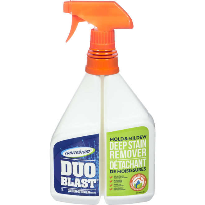 Mold Stain Remover - Duo Blast(TM) - 1 litre