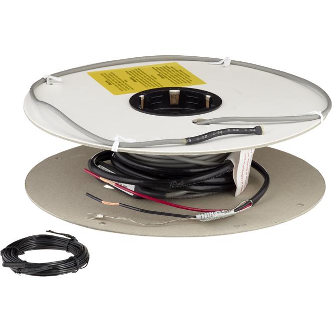 Câble chauffant pour membrane Ditra-Heat, 53,1', 240 V