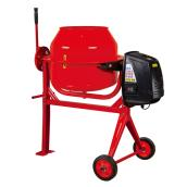 YARDMAX Portable Concrete Mixer - 4 cu. ft. Drum