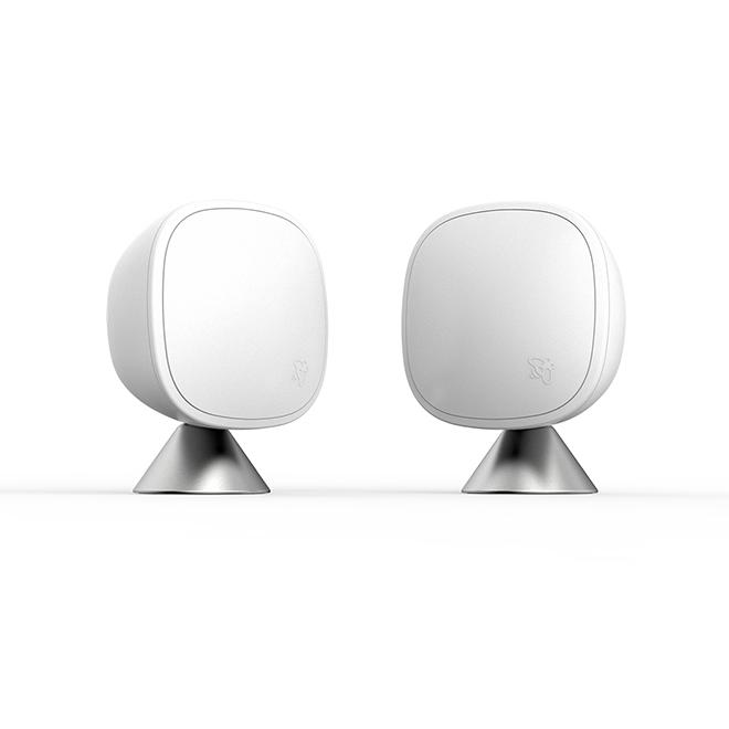 Capteurs intelligents Ecobee, blanc, 2/pqt