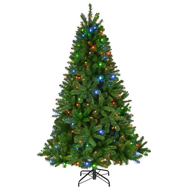 Holiday Living Illuminated Tree - Seneca - 1000 Tips - 6.5'
