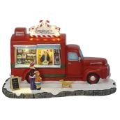 Lighted Sweet Shoppe with Batteries