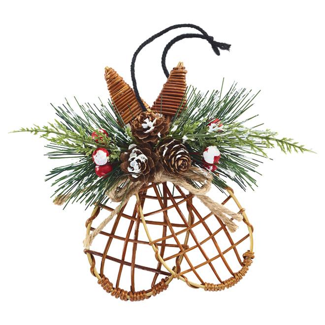 Snowshoe Christmas Decorations