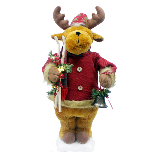 Holiday Living Animated and Musical Moose