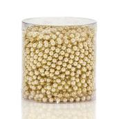 Holiday Living Indoor 60-ft Gold Bead Garland