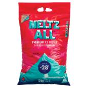 Déglaçant Meltz All(MD), -28 °C, chlorure de sodium, 10 kg