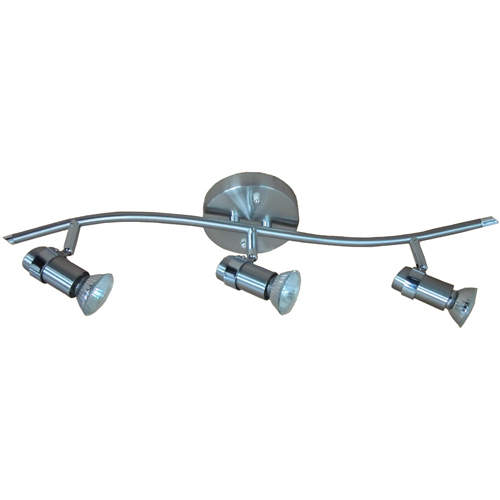 3 light track fixture rona