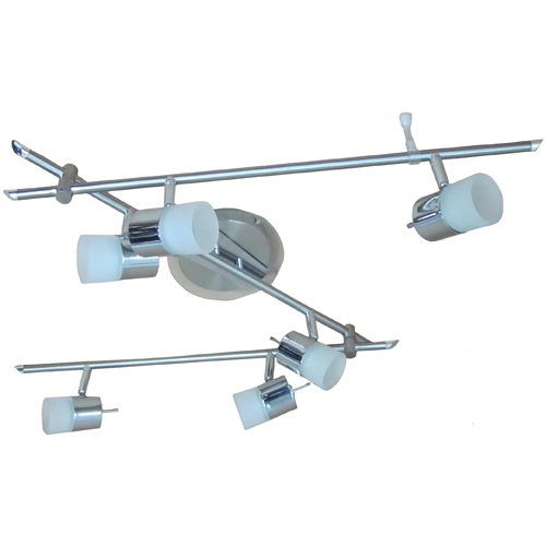 6 light track fixture rona