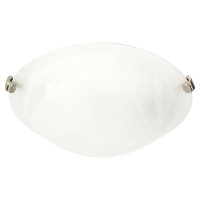 Flush-Mount Light - Whisper - 17W LED - White