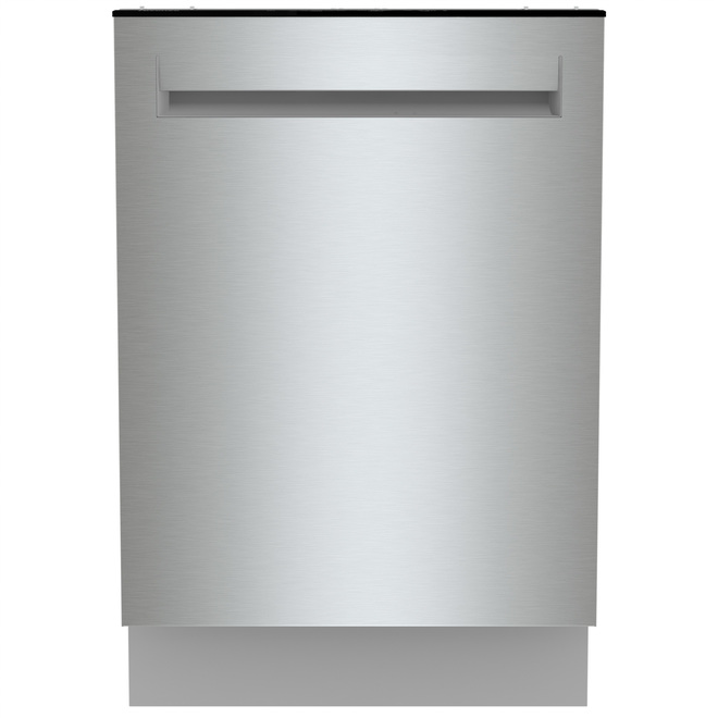 Hisense Built-In Dishwasher with 5 Cycles - 47 dB - 23.8-in - Stainless Steel