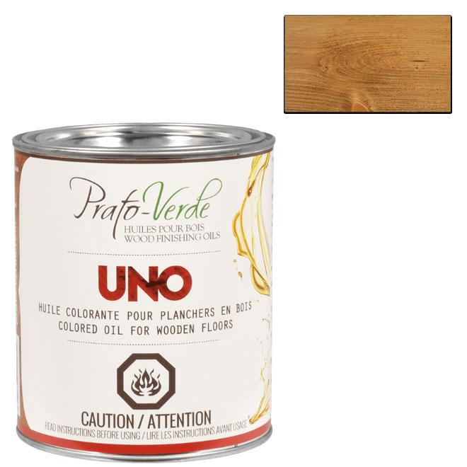 Huile colorante pour planchers en bois, 237 ml, brun érable