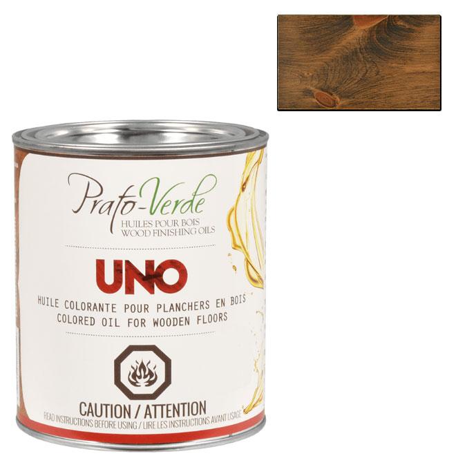 Huile colorante pour planchers en bois, 237 ml, chêne foncé