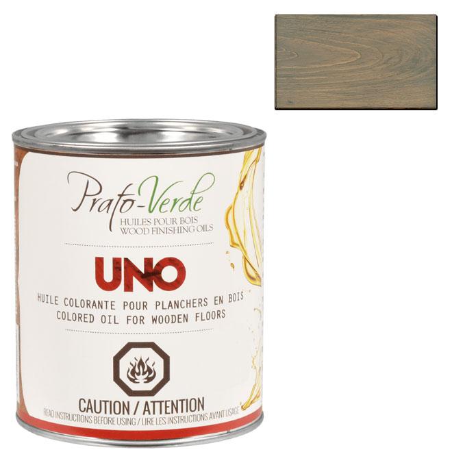 Huile colorante pour planchers en bois, 237 ml, gris