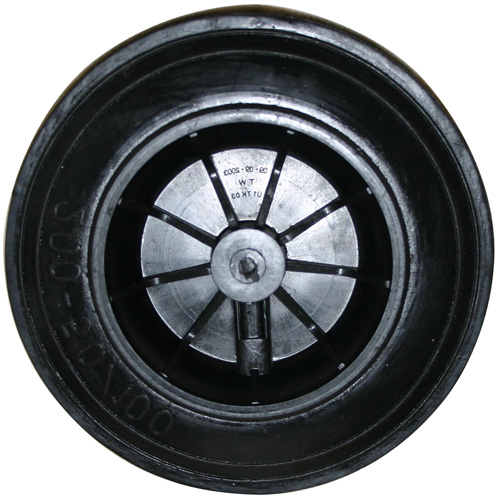 Master Cart 8 Black Cart Wheel 6410239upc Rona