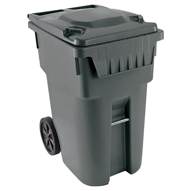 Wheeled bin