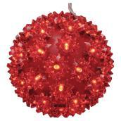 Sphère lumineuse, 50lumières DEL, 5,5