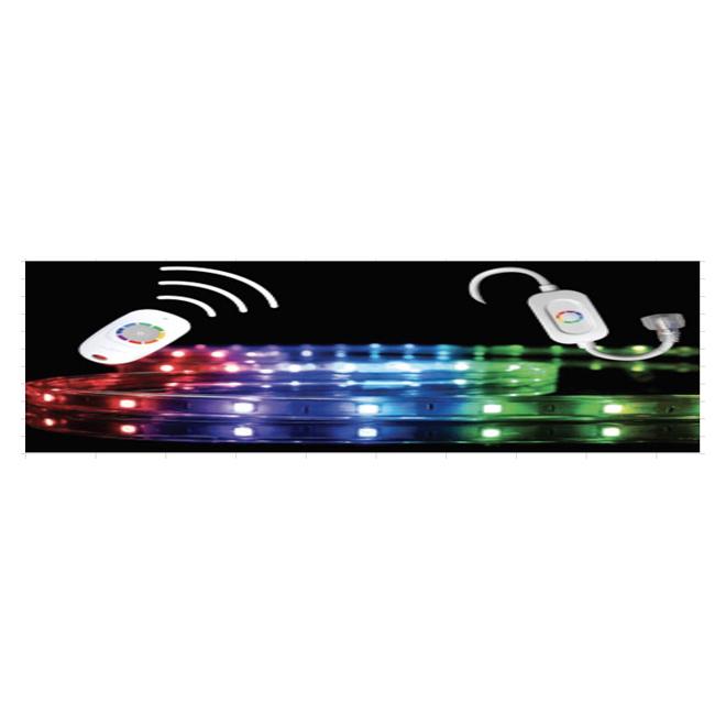 Striplight With Remote - 152 Lights - 16.4' - LED
