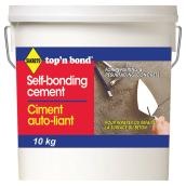 Self-bonding cement