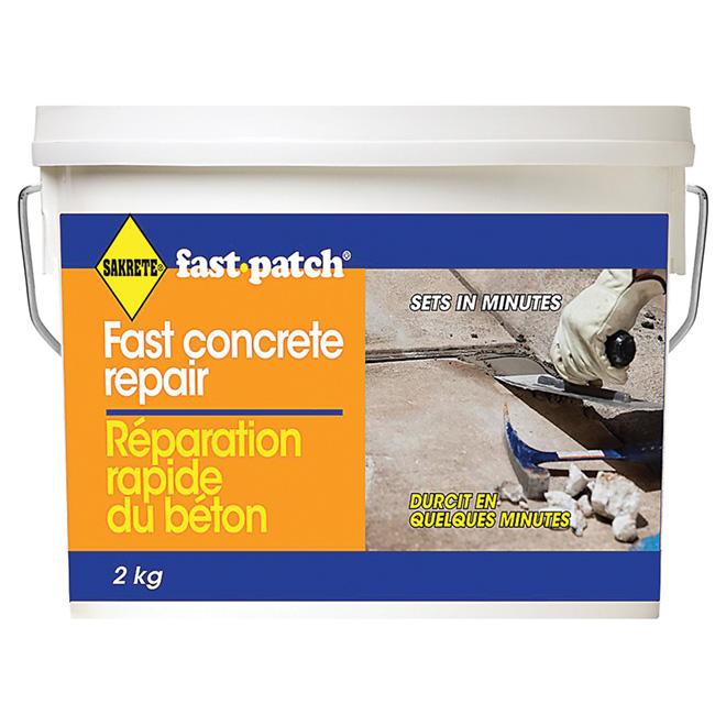 SAKRETE Fast Concrete Repair 100021936 | RONA