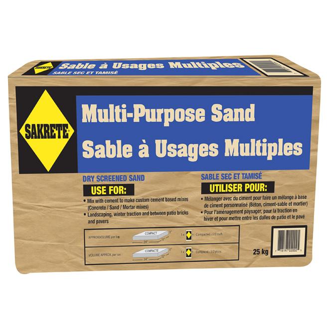 Multi-Purpose Sand 25 kg