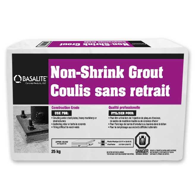 Non-Shrink Grout - 25 kg