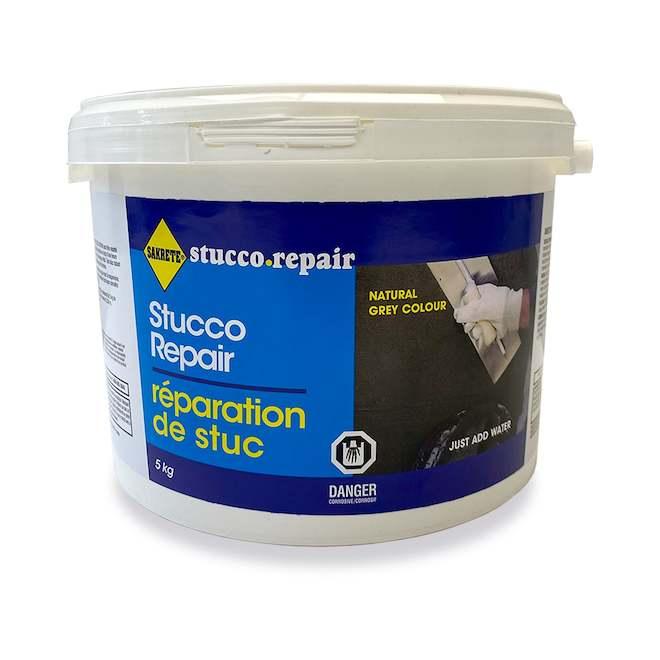 Stucco Repair Mix - 5 kg
