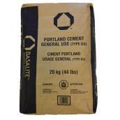 Ciment portland pour usage général, Type GU (10), 20 kg