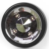 Coloured Xtreme Strobe LED Light - Black and Silver