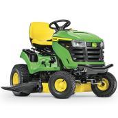 John Deere S140 Lawn Tractor - 22HP - 48-in - 724 cc