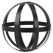 Decorative Ringed Orb - 8.75""